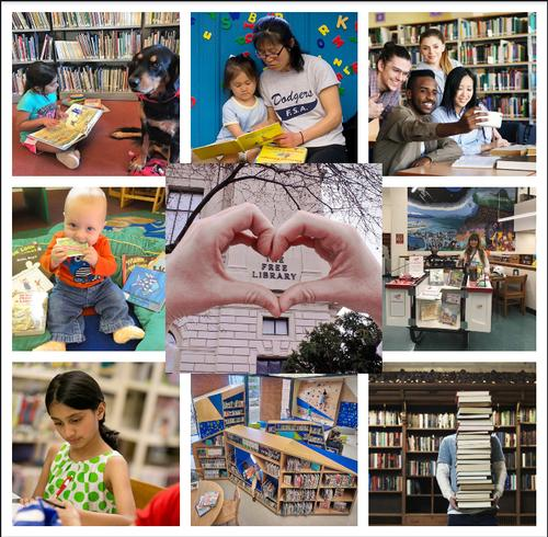 Neighborhood and regional libraries will be open six days a week beginning on Saturday, September 21.