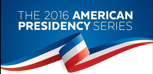 Join us for the 2016 American Presidency Series