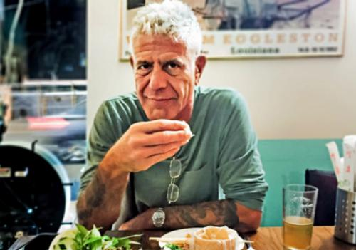 Anthony Bourdain 1956 - 2018