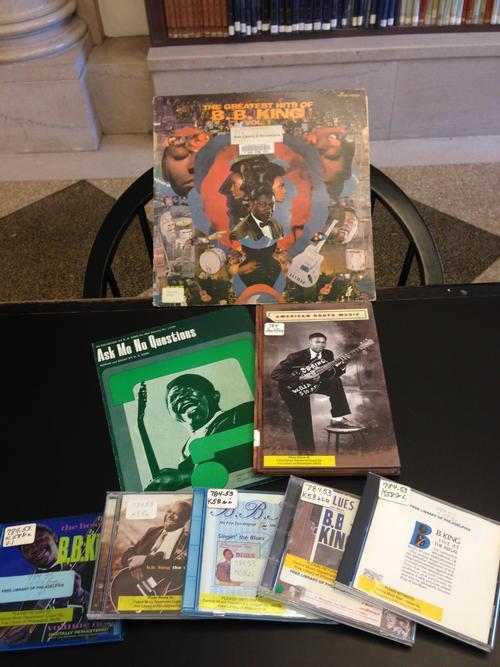 B.B. King for Listeners