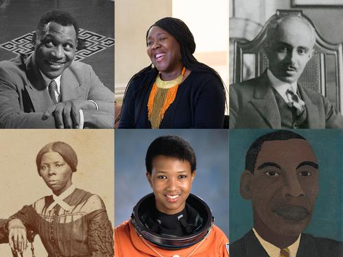 Celebrate these heroes and more at the Free Library during Black History Month!