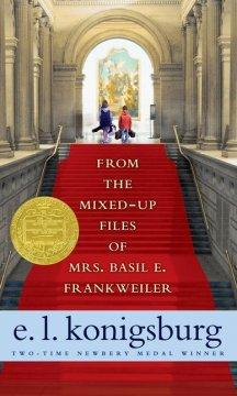 E.L. Konigsburg's Newbery winner From the Mixed-Up Files of Mrs. Basil E. Frankweiler marks its 50th anniversary this year.