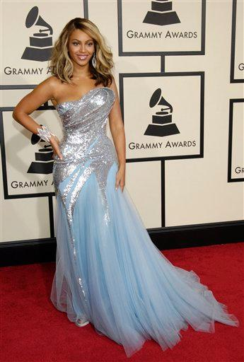 Beyonce - from AP Images