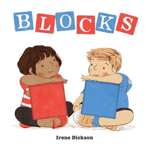 Blocks by Irene Dickinson