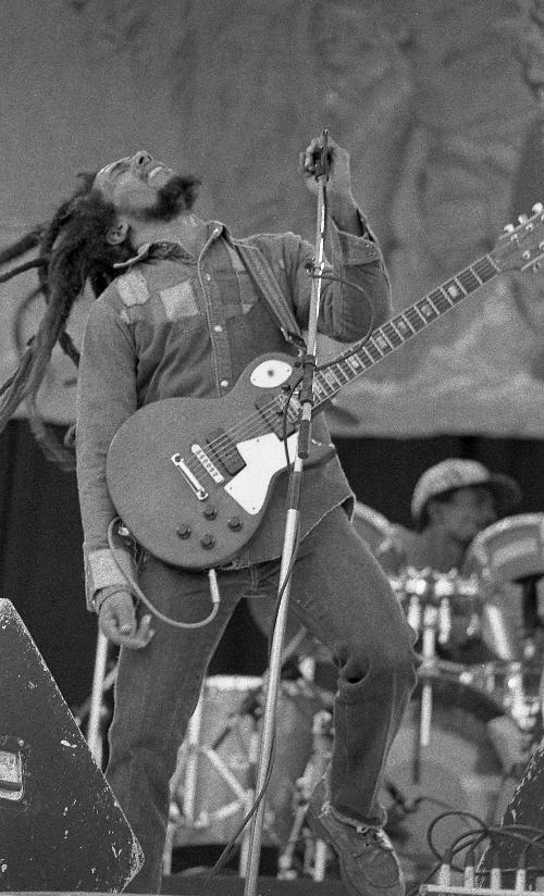 (Image: Bob Marley, a Creative Commons Attribution Non-Commercial No-Derivative-Works (2.0) image from Monosnaps' photostream)