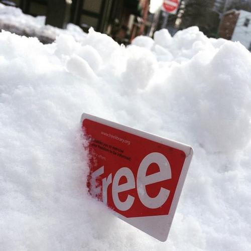Whether in person or from your couch, we hope you'll spend your snow day with us!