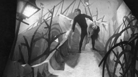 The Caibnet of Dr. Caligari (1920)