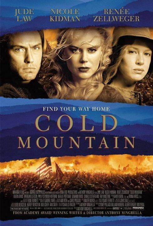 The 2003 hit film Cold Mountain had an all-star cast and was nominated for seven Academy Awards.