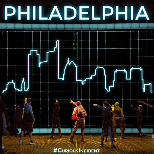 Broadway Philadelphia's production of The Curious Incident of the Dog in the Night-Time begins on February 28, 2017.