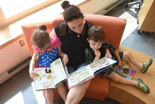 The Free Library of Philadelphia is excited to pilot a new Sunday Literacy program.