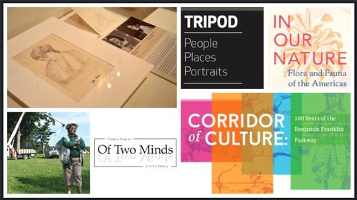 You've still got some time to come check these exhibitions out!