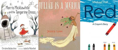Here are some nonconforming picture book picks available in our catalog and in a neighborhood library near you!