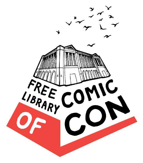 Free Library of Comic Con 2017