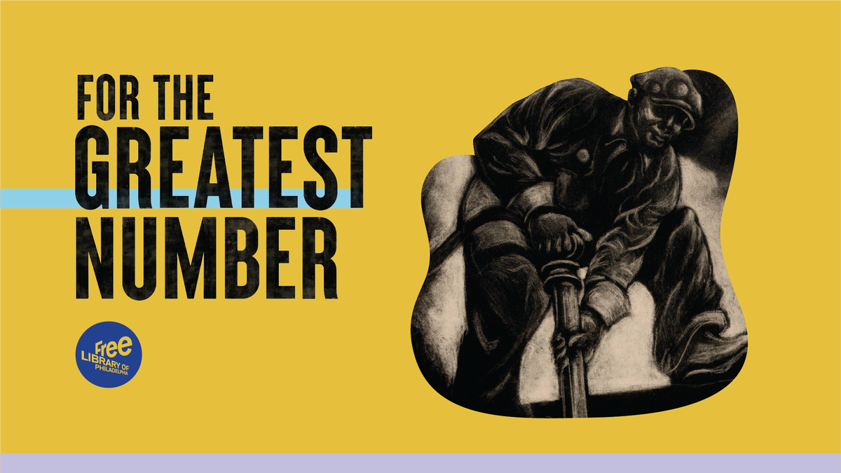 For the Greatest Number exhibition opens September 1, 2021.