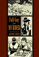Fall Guy for Murder and Other Stories by Johnny Craig