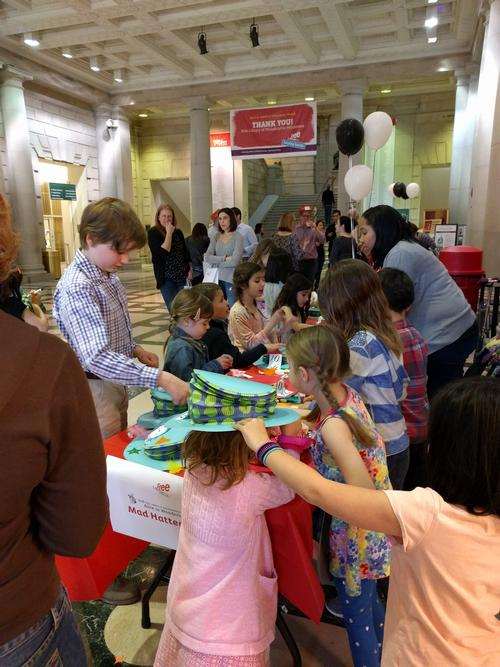 The Free Library is full of fun ways for families to spend time together!