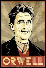 Marking George Orwell's birthday with a discussion of his mastered genre, dystopian literature.