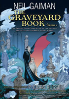 The Graveyard Book volume 1