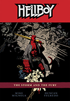 Hellboy Vol 12: The Storm and The Fury