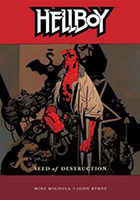 Hellboy Vol 1: Seed of Destruction