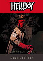 Hellboy Vol 4: The Right Hand of Doom
