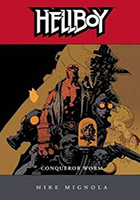 Hellboy Vol 5: Conqueror Worm