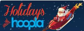 Hoopla believes in Santa!