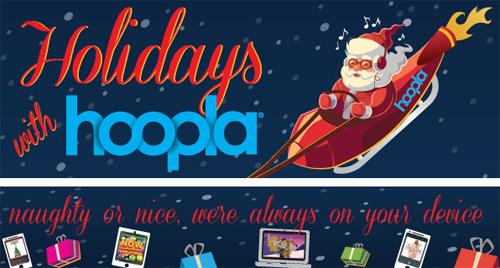 Have a Happy Hoopla Holidaze!