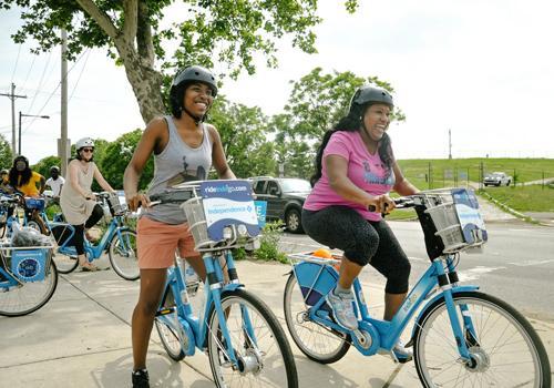 Indego Urban Riding Basics