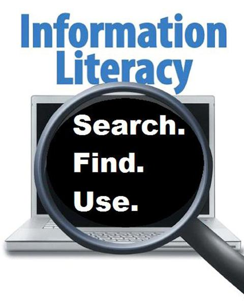 Information Literacy is a skill set which, when applied, encourages a more critical and thoughtful approach to visual and textual information.
