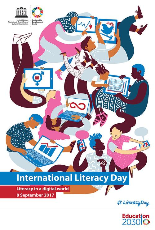 Happy International Literacy Day 2017!