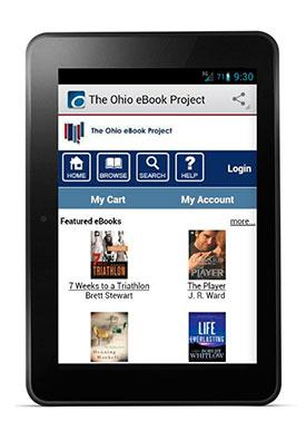The Overdrive app is now available for the Kindle Fire