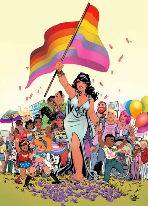 LGBTQ+ Comics: Read with Pride!