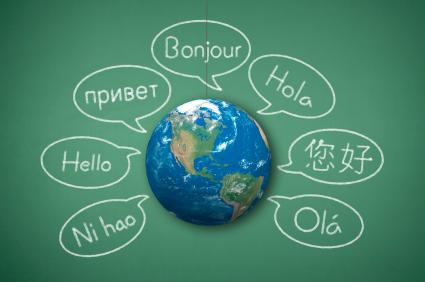 Interested in learning a new language? Come to the Free Library!