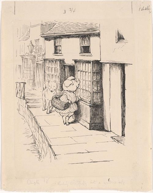 Beatrix Potter's <i>Little Pig Robinson</i>