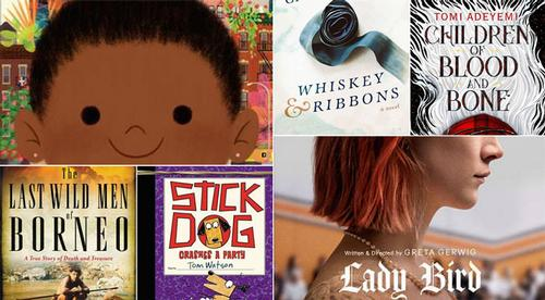 New Titles Coming to the Free Library in March!