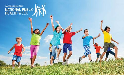 National Public Health Week takes place April 2-8, 2018