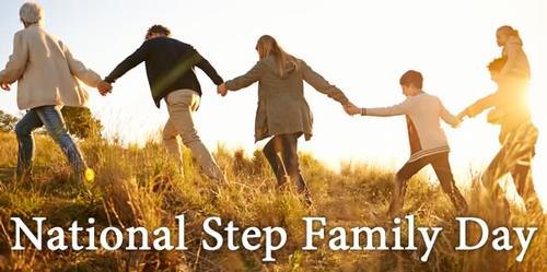 Happy National Stepfamily Day!