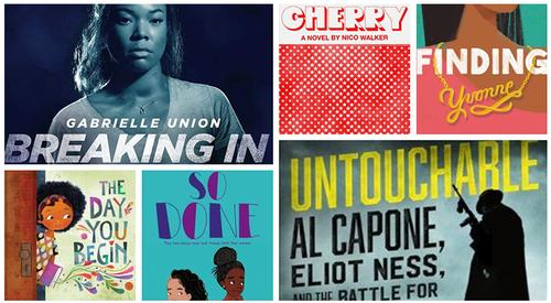 Take a break from the summer heat and check out a cool new title at a neighborhood library near you!
