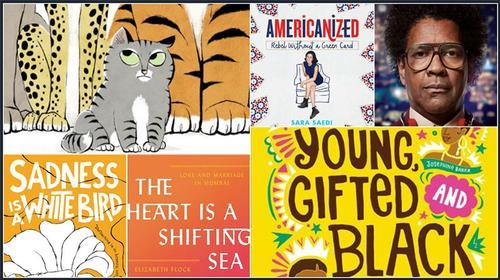 Check out these New Titles coming to a neighborhood library near you in February!