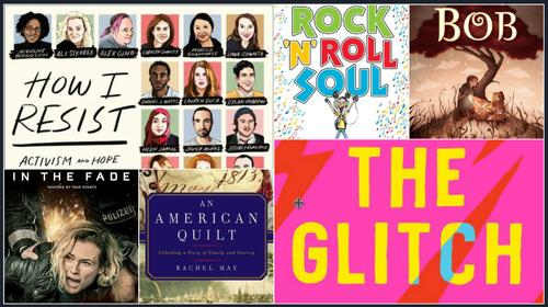 Check out these new titles coming in May by browsing our catalog or visiting your neighborhood library!