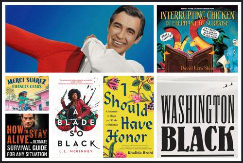 Fall is just around the corner and we've got plenty of new titles for you to check out from your neighborhood library!