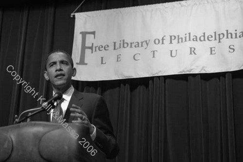 Free Library Speech