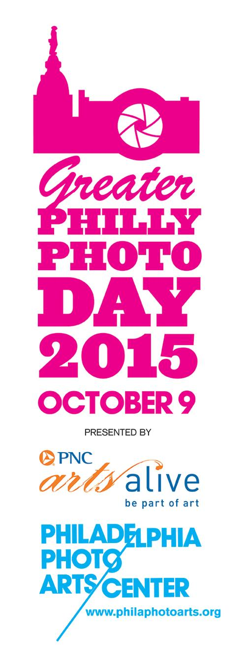 Greater Philly Photo Day 2015 is October 9.
