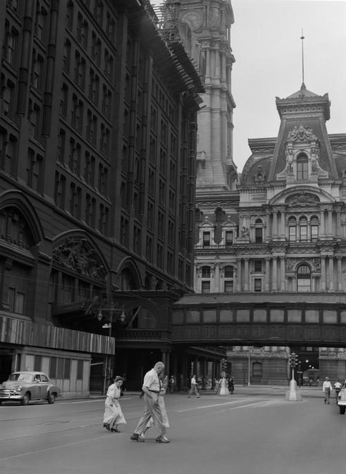 Broad Street Station, ca. 1953