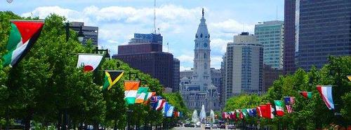 The Benjamin Franklin Parkway is celebrating its 100th birthday!