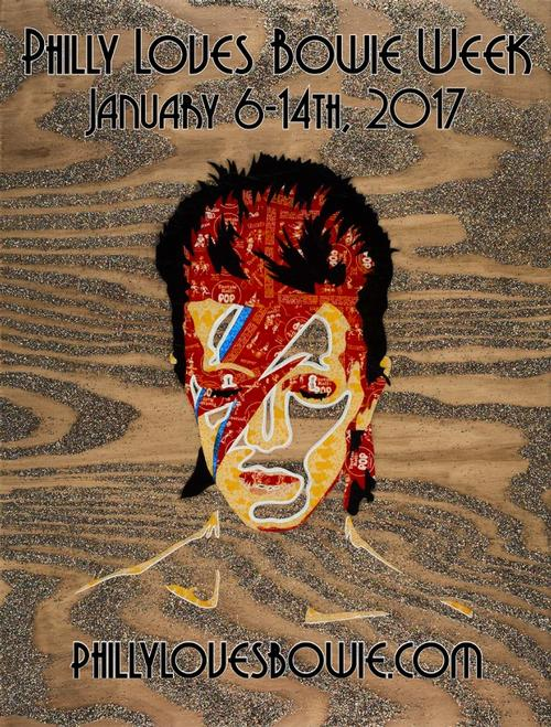 Philly Loves Bowie Week January 9 - 14, 2017