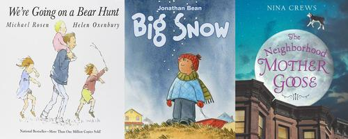 November is Picture Book Month and in celebration, we're sharing some of our favorite picture books for Pre-K readers.
