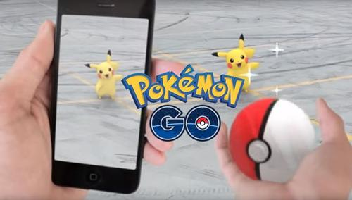 <i>Pokémon GO</i> comes to the Free Library!