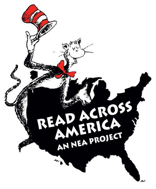 NEA's Read Across America is an annual reading motivation and awareness program that calls for every child in every community to celebrate reading on March 2, the birthday of beloved children's author Dr. Seuss.